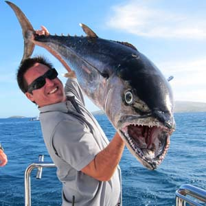 Yacht Sport Fishing - Big Catch