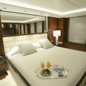 Image Of A Yachts Cabin Representing The Interior Department